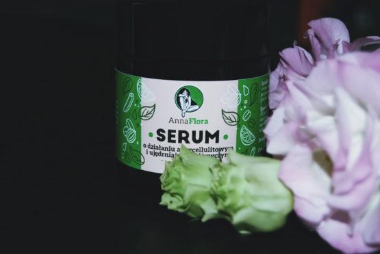 kosmetyki naturalne - serum AnnaFlora