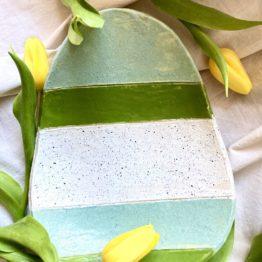 ceramiczna patera