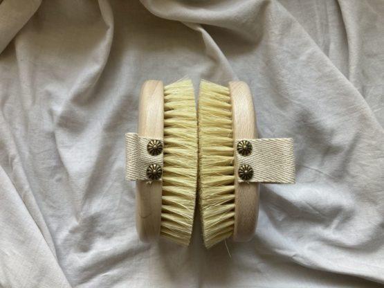 szczotka do masażu