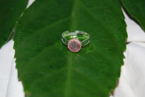 ceramiczny pierścionek
