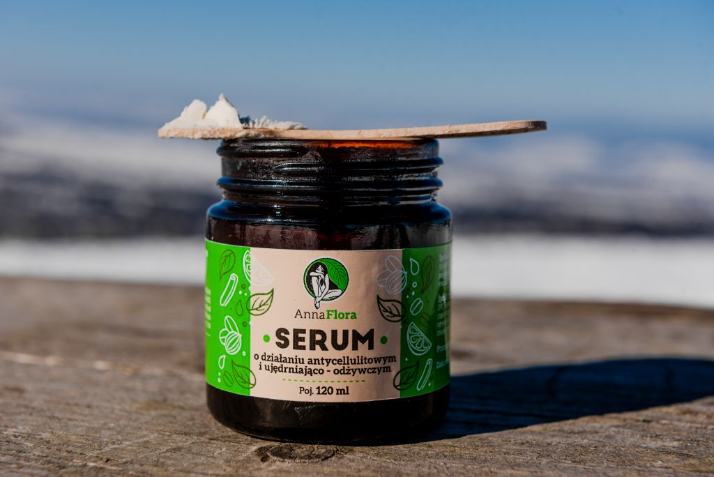 nawyki pielęgnacyjne - serum antylecculitowe i ujędrniająco-odżywcze