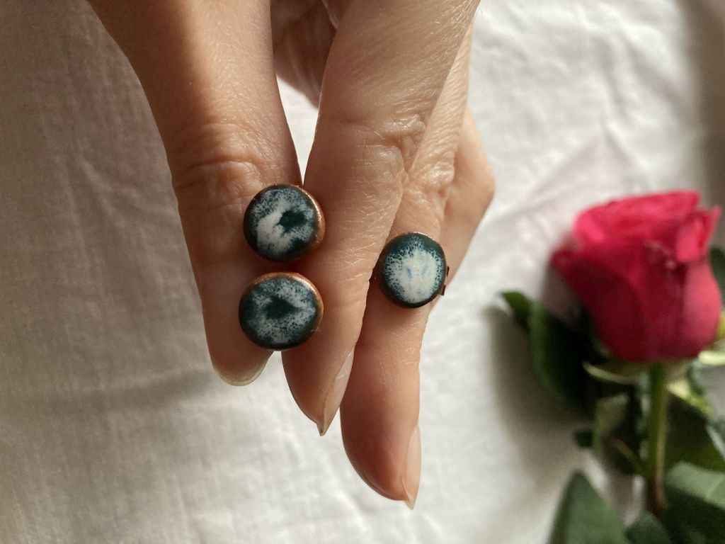 pierścionki z ceramiki